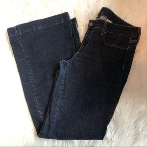 J Crew Women's Denim Jeans Size 10 Flare